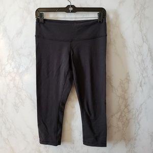lululemon athletica Pants - Lululemon Wunder Under Crop in Black